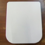 Asia Square Heavy Weight Top Fix Toilet Seat - 02000010